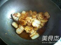 香辣剁椒炒年糕的简单做法