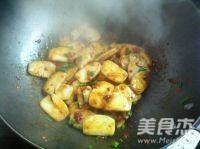 香辣剁椒炒年糕怎么做