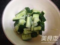 蚝油拌黄瓜的简单做法