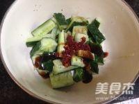 蚝油拌黄瓜怎么吃