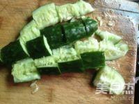 蚝油拌黄瓜的家常做法