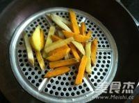原味红薯条的步骤