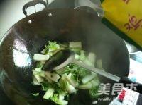 清炒小白菜怎么做