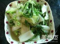 清炒小白菜怎么煮
