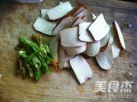 青椒炒豆腐香干的做法图解
