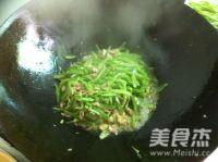 四季豆炒肉怎么煮