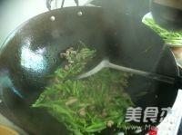 四季豆炒肉怎么炒