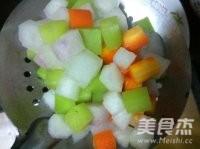 魔方萝卜的家常做法