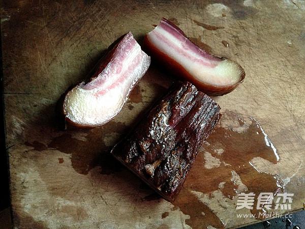 青椒炒腊肉的做法大全