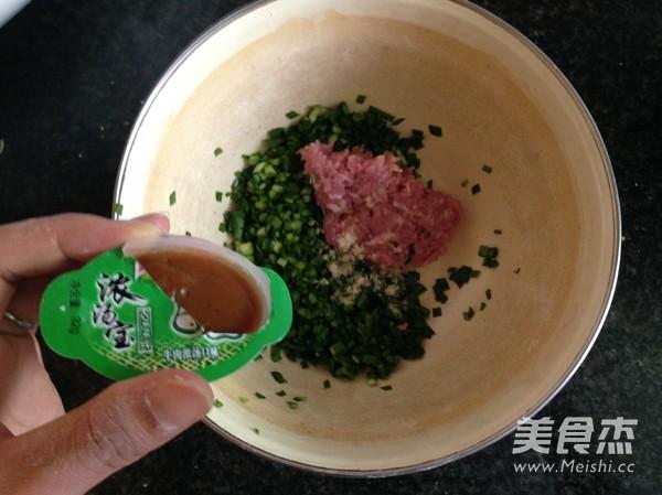 猪肉韭菜饺子怎么炒