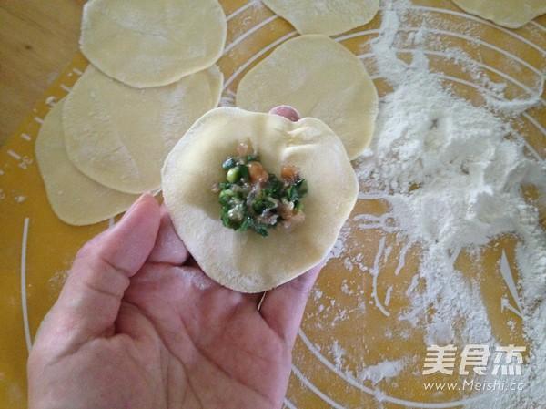 猪肉韭菜饺子怎么炖