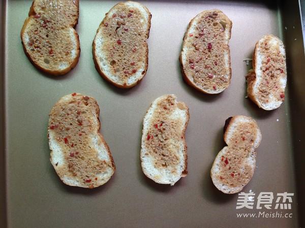 腐乳烤馒头片的简单做法