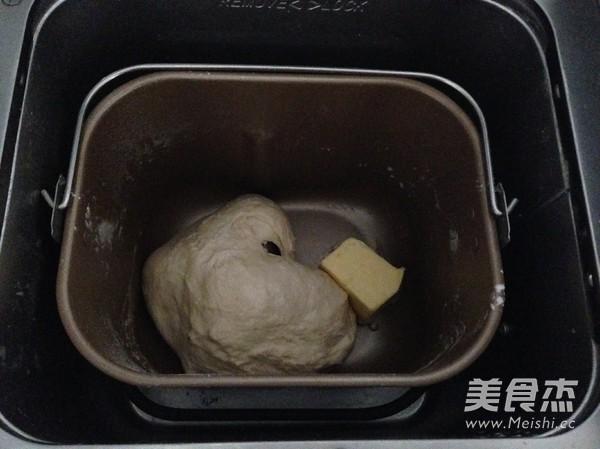 酸奶面包的做法图解