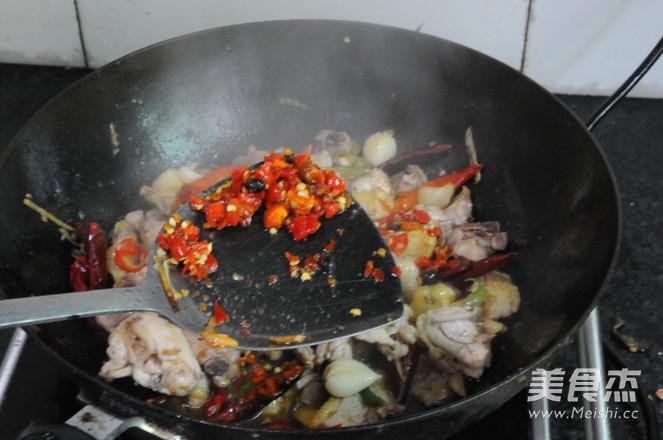 香辣鸡块怎么炒