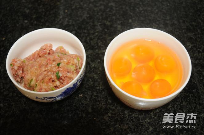 节日宴客菜——猪肉鸡蛋铜钱卷的做法图解