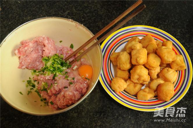 春节宴客菜——油豆腐塞肉的做法大全