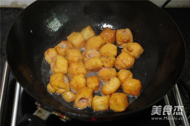 春节宴客菜——油豆腐塞肉怎么吃