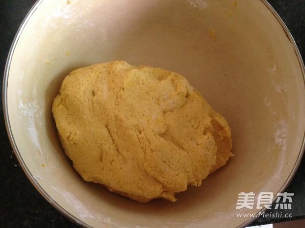 香甜南瓜饼的做法图解