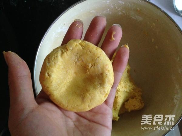 香甜南瓜饼的简单做法