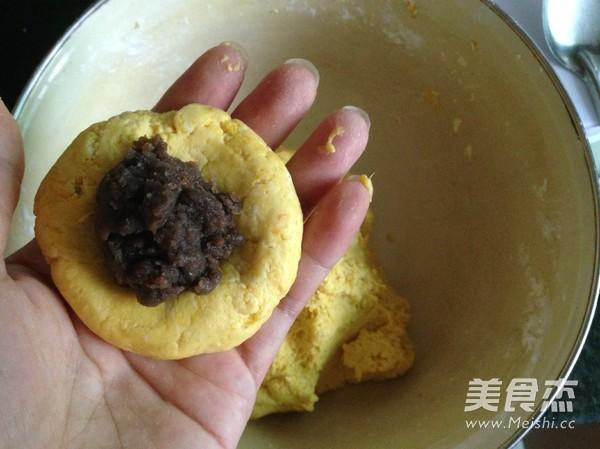 香甜南瓜饼怎么吃