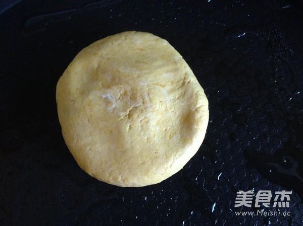 香甜南瓜饼怎么做