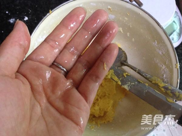 香甜南瓜饼的家常做法