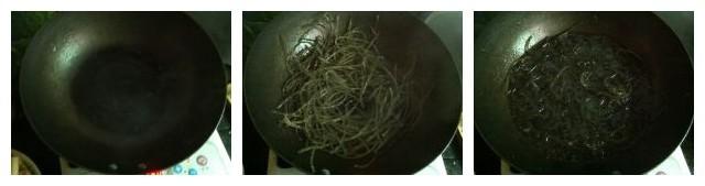 红薯粉丝鱼丸汤的做法图解