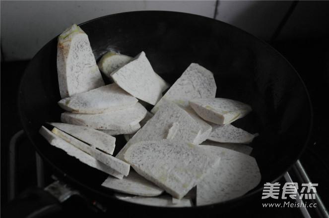 清蒸芋头的家常做法