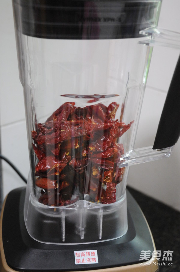 自制辣椒粉的简单做法