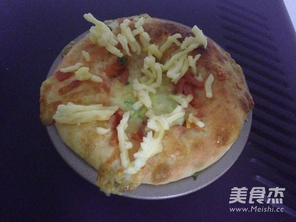简易小披萨怎么炖