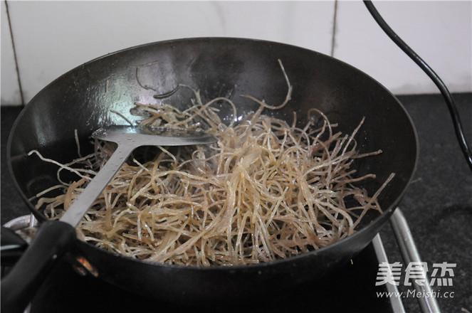 香辣红薯粉的简单做法