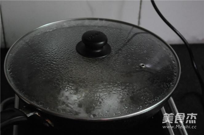 香辣红薯粉怎么做