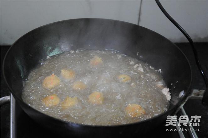 香辣红薯粉怎么炒