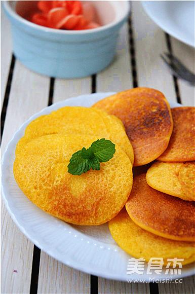 粗粮细吃——香甜玉米饼怎么炖