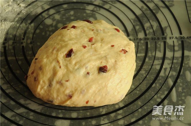爱心豆浆蛋糕吐司的制作