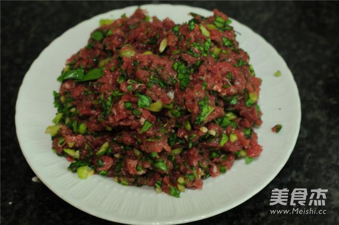 豆浆牛肉煎饺怎么做
