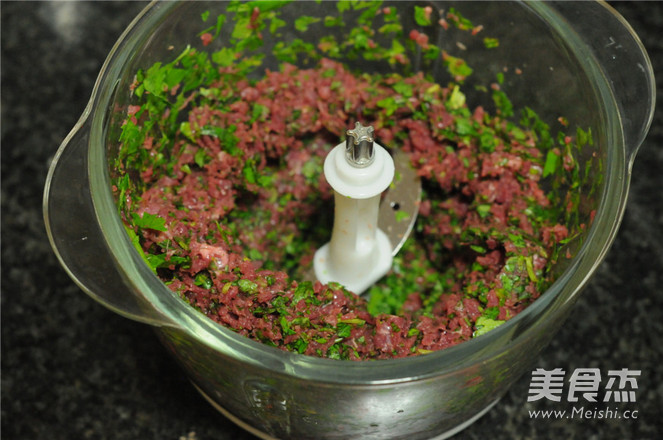 淡奶油豆浆牛肉汉堡怎么做
