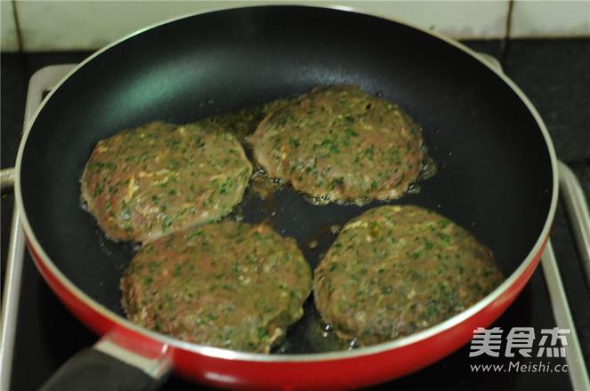 淡奶油豆浆牛肉汉堡怎么炒