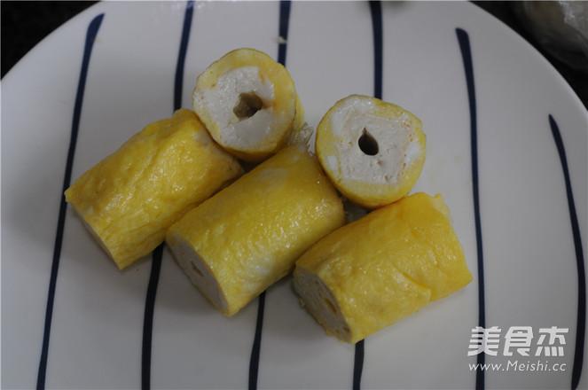 豆腐鸡蛋卷怎么吃