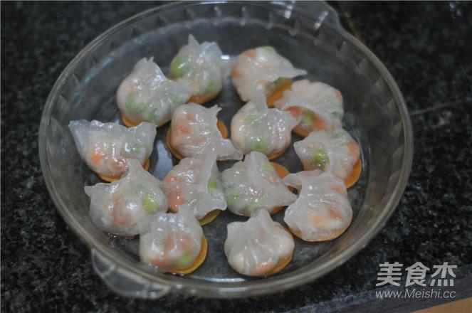 水晶虾饺怎样做