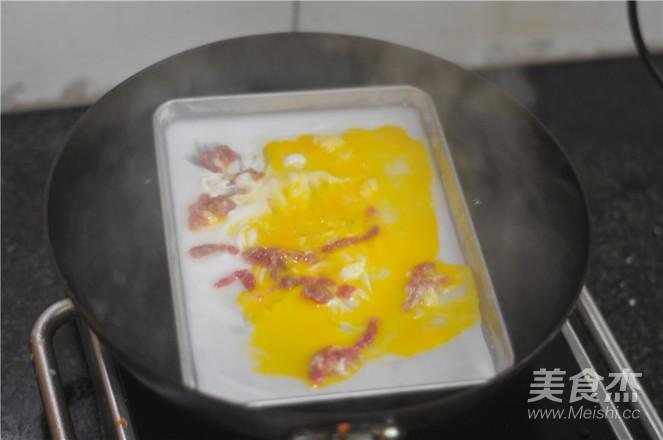 牛肉鸡蛋肠粉怎么吃