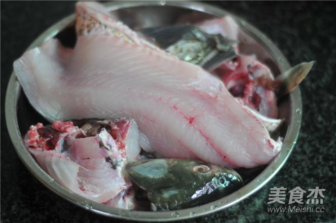 软熘草鱼段的简单做法