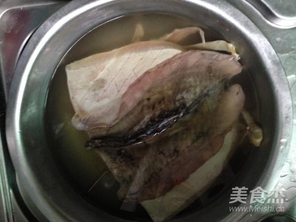 猪肚炖墨鱼的做法大全