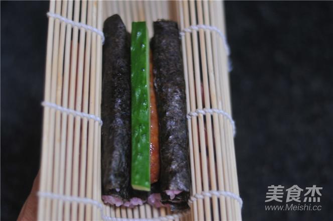 花朵寿司怎样煮