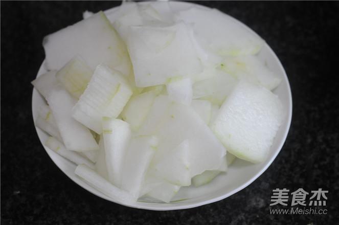 海带冬瓜汤的做法图解