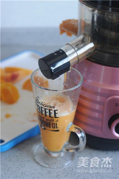 鲜榨黄桃汁怎么吃