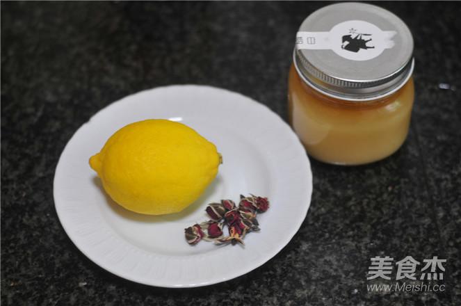 柠檬蜂蜜茶的做法大全