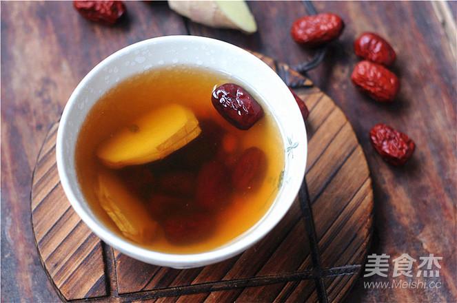 生姜红枣饮怎么煮