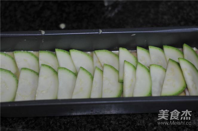 蔬菜隐形蛋糕怎样煮