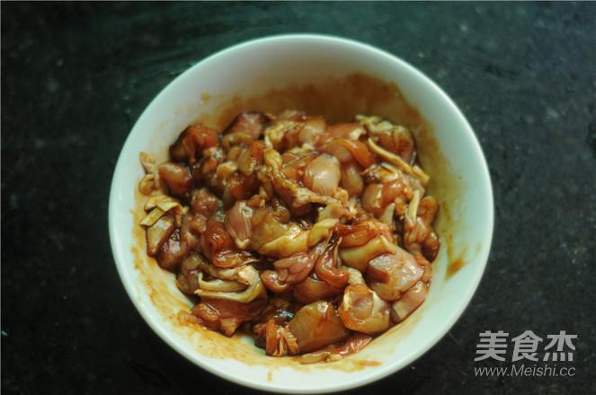 青红椒鸡腿饭的家常做法